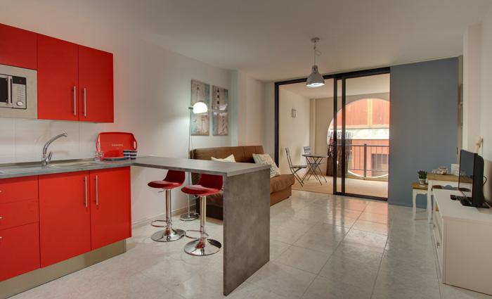 Tazacorte Apartment