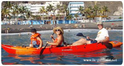img Kayak La Palma