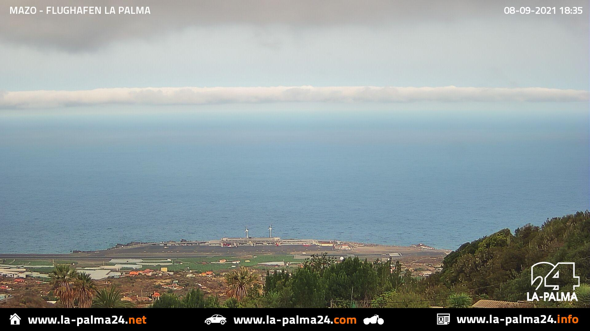 Mazo - Flughafen La Palma
