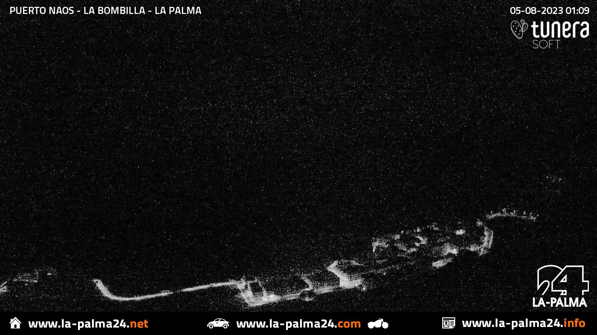 Puerto Naos - La Bombilla