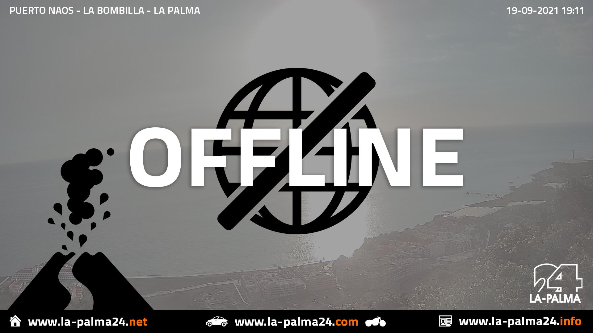 Puerto Naos Webcam Live
