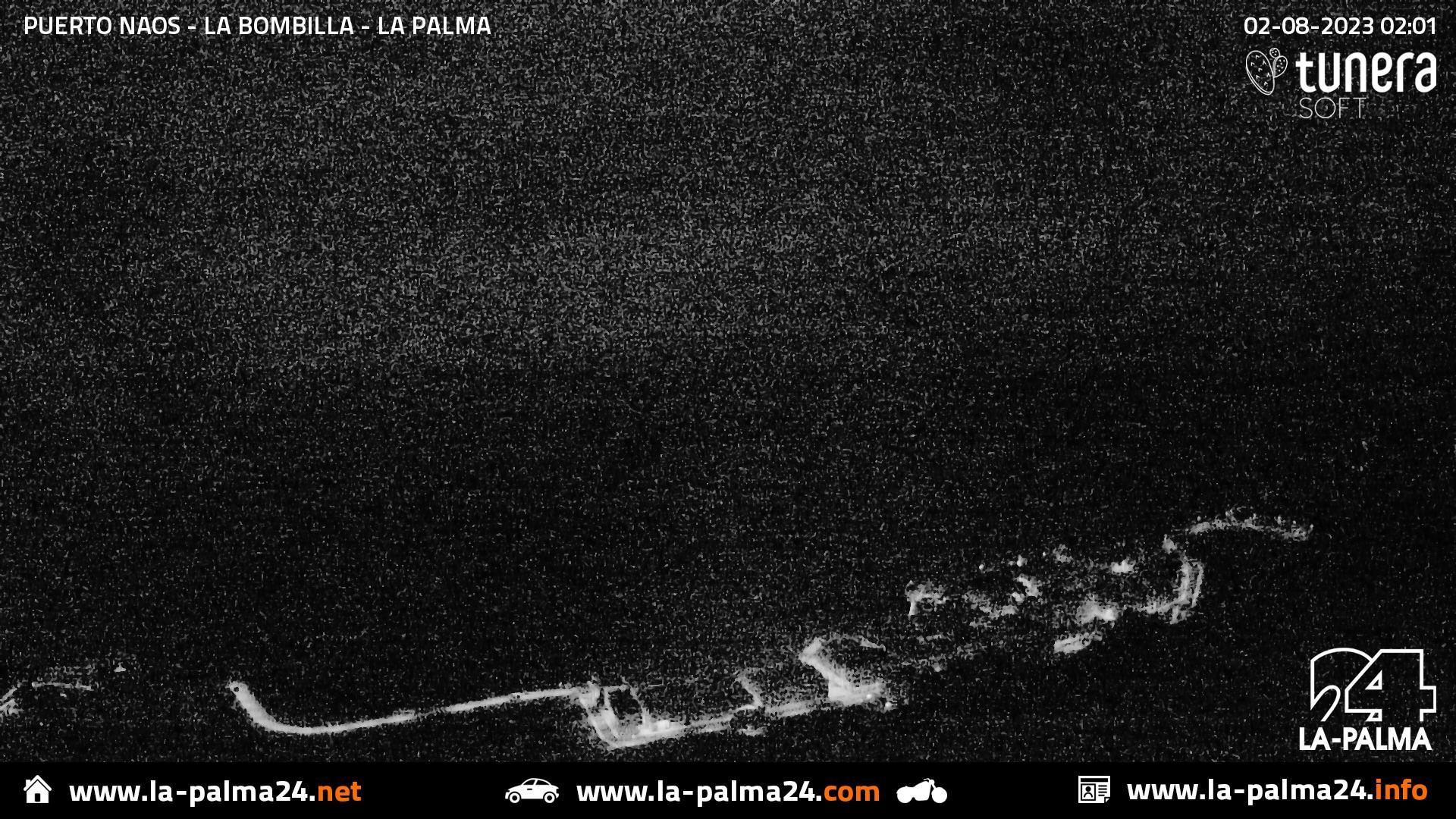 Puerto Naos Webcam Live